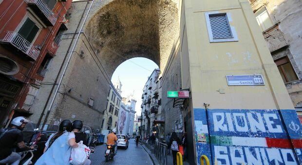 Covid a Napoli, alla Sanità arriva il tampone «solidale» per i più bisognosi